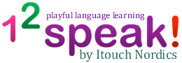 12Speak! logo